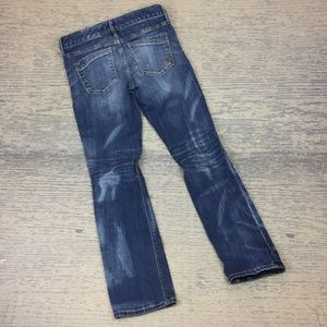 Express Jeans - Express ankle skinny stella low rise jean